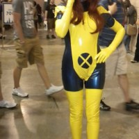 X-men First Class: Marvel Girl Cosplay by Jersey