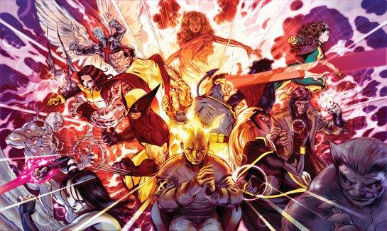X-men by James Jean